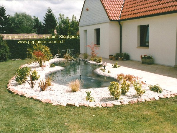 Bassins de jardin - Photo de bassin de jardin ...