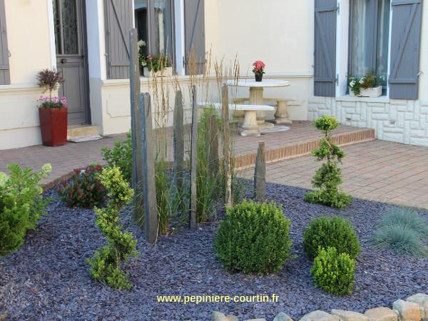 un autre jardin minéral