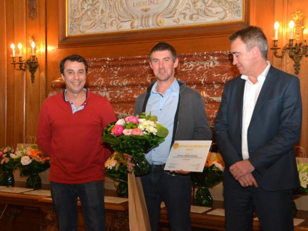 Prix Mercure d'Or 2017 Pepiniere Courtin