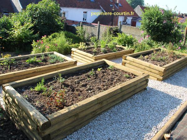 terrasses jardini res pergolas et carr s potagers en bois. Black Bedroom Furniture Sets. Home Design Ideas